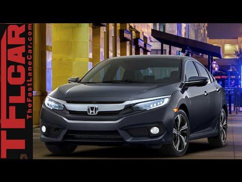 2016 Honda Civic:  Revealed & Explained at Last!