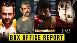 Tiger Roars, Kaalakaandi, Mukkabaaz, 1921 FAIL | Box Office Report