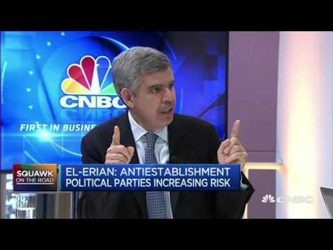 Negative Rates May Break The System - Mohamed El-Erian - 3 Mar 16  | Gazunda