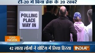 Early Count Points To Record Turnout In Scotland Vote - India TV