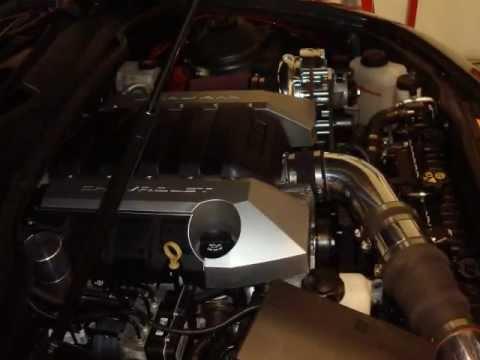 2010 Camaro w/Vortech Supercharger Kit, Monster Blower Cam & Much More