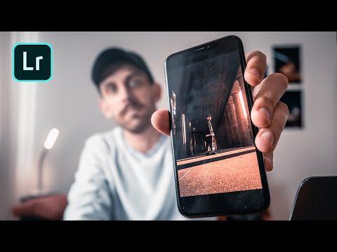 Мобильная фотография — как круто снимать и обрабатывать на телефоне в Lightroom Mobile