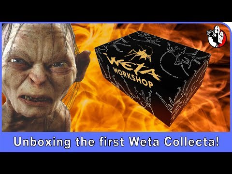 Weta Collecta Edition One unboxing - Is it worth getting? | Film Masters