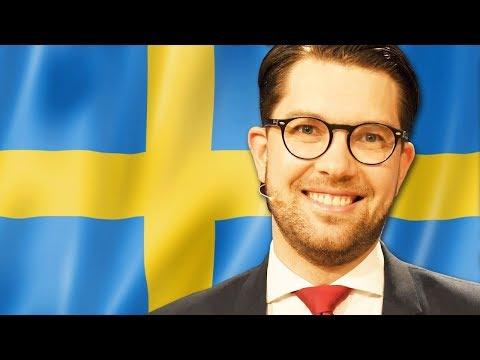 Jimmie Åkesson P1 söndagsintervjun 2018-05-27