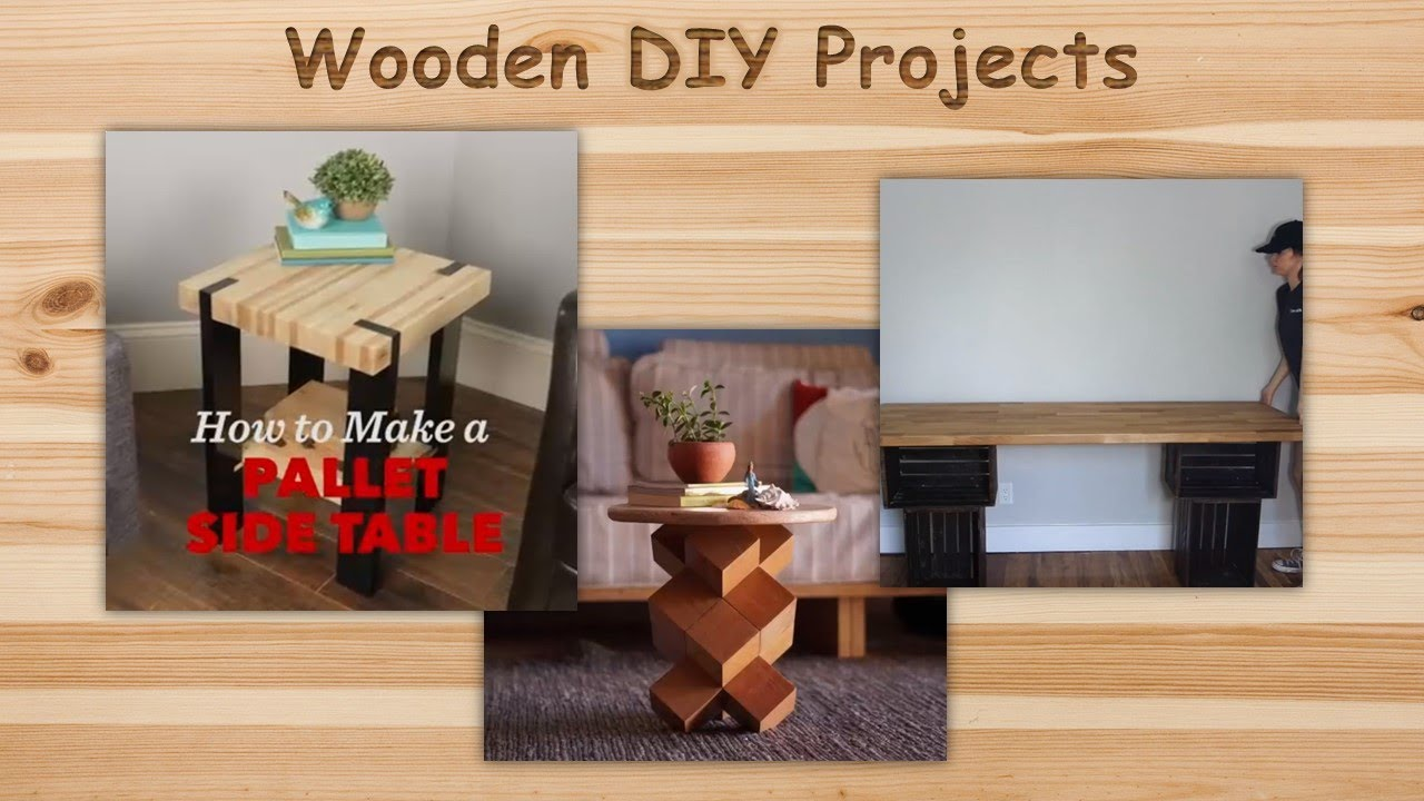 Amazing Diy Wooden Projects 1 Budget Friendly Woodworking Tips And Tricks Youtube
