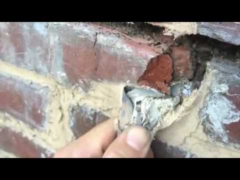 How Caulk Causes Damage To Brick And Why Repointing Is The Right Solution You