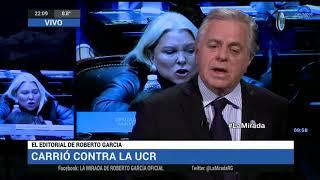 Canal 26 -La mirada de Roberto Garcia 9 de julio