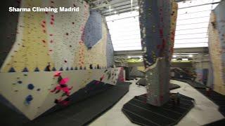 Abre en Madrid el rocódromo más grande de España