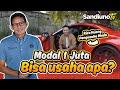 - MODAL 1 JUTA, USAHA APA?With Rico Huang