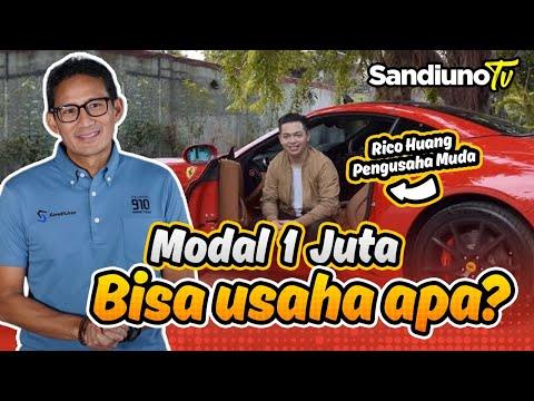 Modal 1 Juta, Usaha Apa?(with Rico Huang)