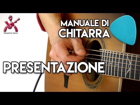 Manuale Completo di Chitarra Video On Web - Lezioni di Chitarra ... 06d23c6cda52