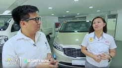 CNN Philippines: Flexible Payment Terms and Fast Approval with Security Bank Car Loan