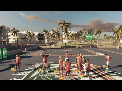 NBA 2K15 LIVESTREAM PARTY AT RIVET CITY & OLD TOWN!