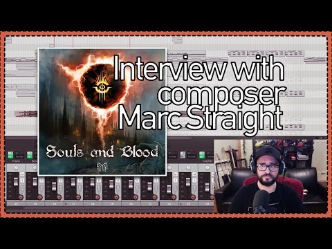Interview with Composer Marc Straight