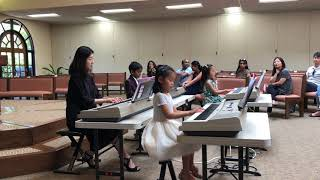 KLASSIK ARTS SUMMER RECITAL 2019 (Kids Music C Students)