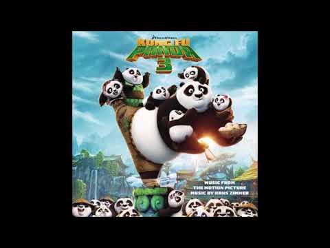 Kung Fu Panda 3 OST AC/DC - Back In Black