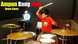 Download lagu Ampun Bang Jago / DJ (Drum Cover) By Gilang Dafa