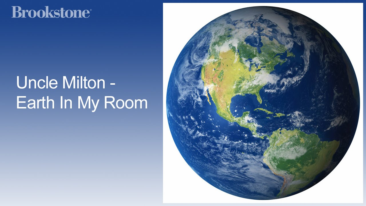 earth in my room