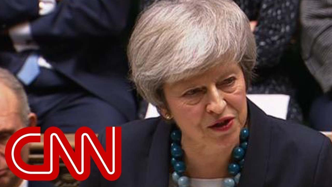 Theresa May delays UK Brexit vote