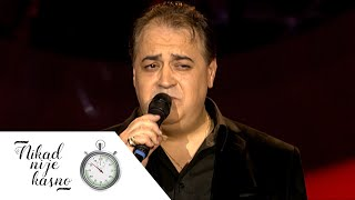 Goran Kukic - Volim te - (live) - Nikad nije kasno - EM 09 - 20.12.15.