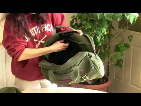Duluth Pack Classic Carry-On Portfolio - Briefcase Messenger Bag