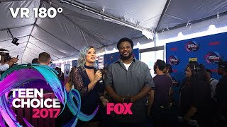 Craig Robinson Talks About His New Show 'Ghosted' | TEEN CHOICE
