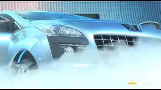 Peugeot Prologue Hybrid Car Pictures Videos