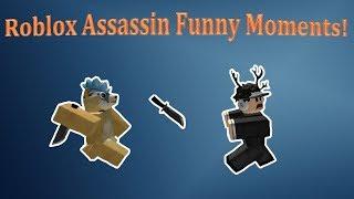 Roblox Assassin Funny Moments