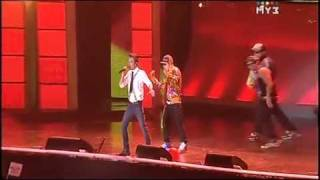 Roma Kenga - Summer Night City (Muz TV Big Love Show 2010)