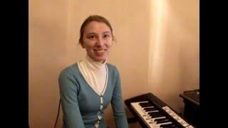"""Первый  урок фортепиано по программе """"Soft Mozart"""""""