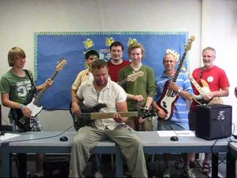 Guitar Workshop Plus-  Bass Class 2010