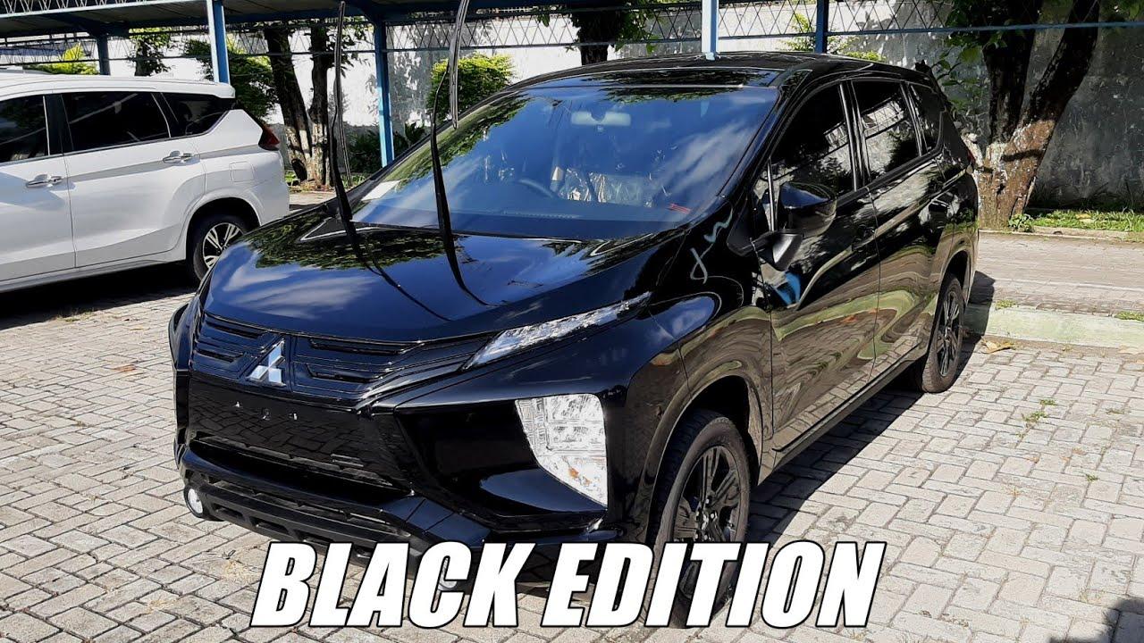 Xpander Black Edition 2021| MITSUBISHI XPANDER