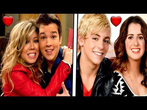 22 Mejores Parejas de Nickelodeon y Disney Channel