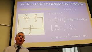 PHY122 Lab 6 RĊ Circuits Background