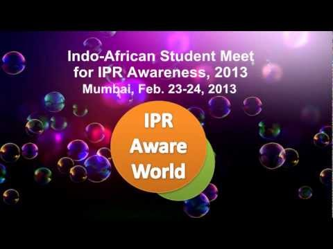IPR Aware World: A Social Campaign | Introduction | Intellectual Property Rights
