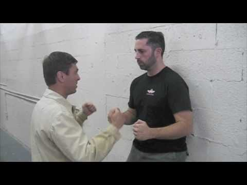 Learn how to cope with the fear of being hit in a fight - Systema style