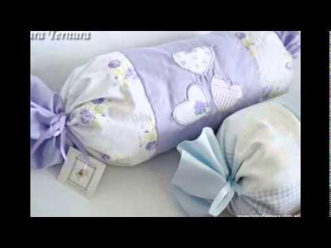 Almohadita para beb s formita caramelo youtube - Telas de tapicerias para sofas ...