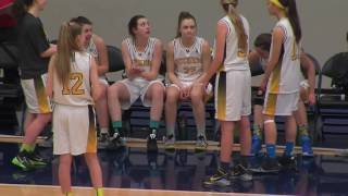 2017 BC Secondary School Girls Provincial Basketball Championships Live Draw Show