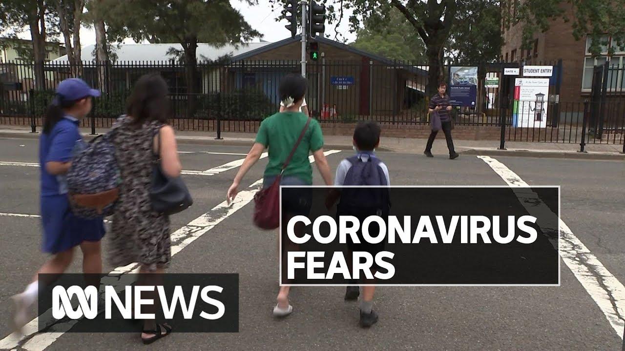Parents, schools on alert as coronavirus casts shadow on start of school year | ABC News