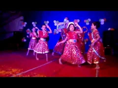 Niti Sapane Aasuchi Hae Nanda Lala by Aishan Advika (Muskan) and friends