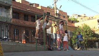 La Comuna 8 de Medellín muestra hoy otra cara, después de un período de violencia
