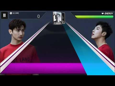 (SuperStar SMTOWN) TVXQ! (Event) - 평행선 (Love Line) (Hard - ⭐⭐⭐)