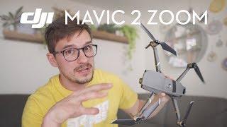 DJI Mavic 2 Zoom Review - Yuri from @TheStraightPipes