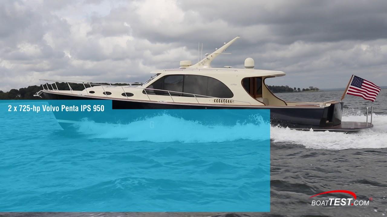 PB55 – Palm Beach Motor Yachts