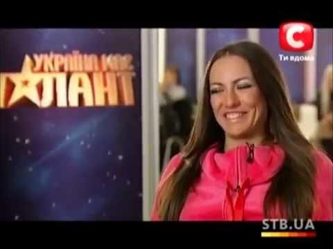 Людмила Палатова «Everybody Get Up» «Україна має талант!-4» Кастинг в Донецке