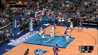 NBA 2k13 - GAMEPLAY PC - Lakers vs. Mavericks HD [High Settings]
