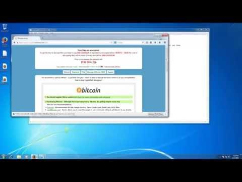 Cryptowall/CryptoDefense File Encrypting Ransomware