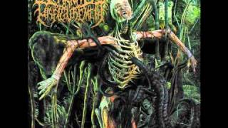 Carnal Disfigurement - Butchered Maggoty Face