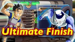 Ultimate Finish For PQ 101 102 & 103 For Xenoverse 2