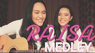 Download Lagu Raisa Medley (Biarkanlah, Mantan Terindah, Apalah Arti Menunggu) KAYE & KYLA mp3